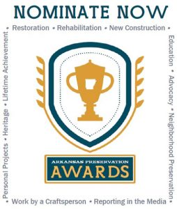 2016 Preservation Awards Graphic